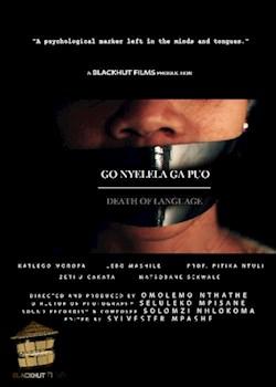 Go Nyelela Ga Puo Death Of Language