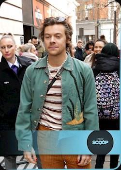Scoop Newsfeed Harry Styles