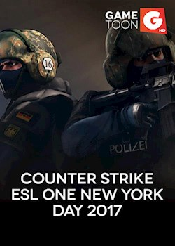 Counter Strike ESL One New York Day 2017 (s1)