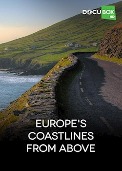 Europe's Coastlines From Above