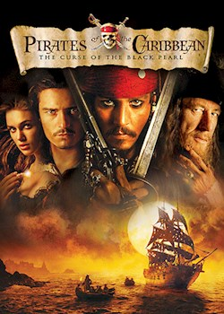 Pirates Of The Caribbean: Curse Of The Black Pearl