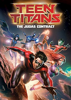 DCU Teen Titans Judas Contract