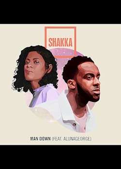 Shakka - Man Down (ft. AlunaGeorge)