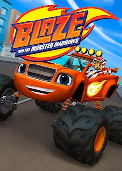 Blaze and the Monster Machine (s1): ep 01
