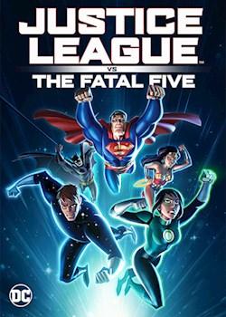 DCU: Justice League: Fatal Five