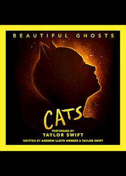 Taylor Swift - Beautiful Ghosts (Lyric Video) (From 'Cats')