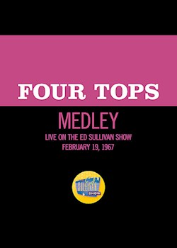 Four Tops - Reach Out I'll Be There/I Can't Help Myself (Sugar Pie, Honey Bunch)/Bernadette (Medley) (Live)
