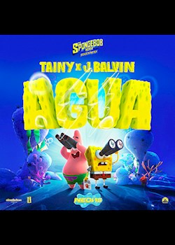 Tainy & J Balvin - Agua (From 'Sponge On The Run')