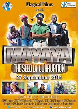 Mayaya - seed of corruption Feature Film